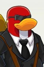 Cara do Foguete (Club Penguin 01)