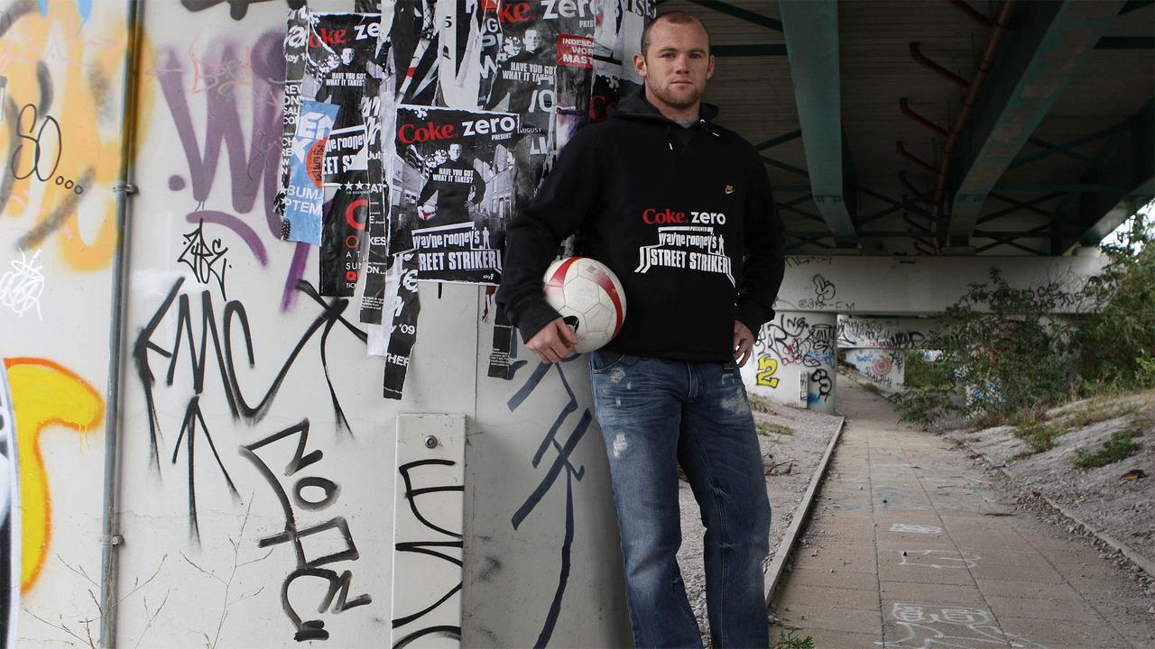 Tv Time Wayne Rooney 039 S Street Striker Tvshow Time