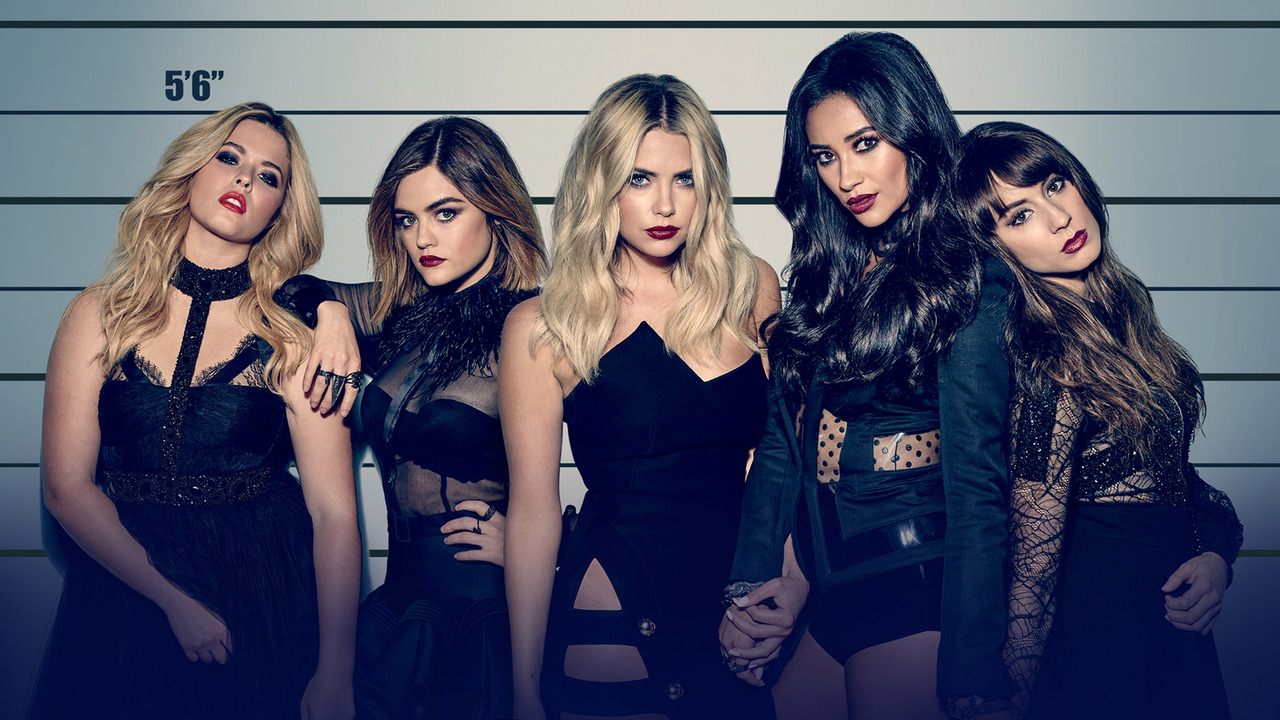 TV Time - Pretty Little Liars (TVShow Time)