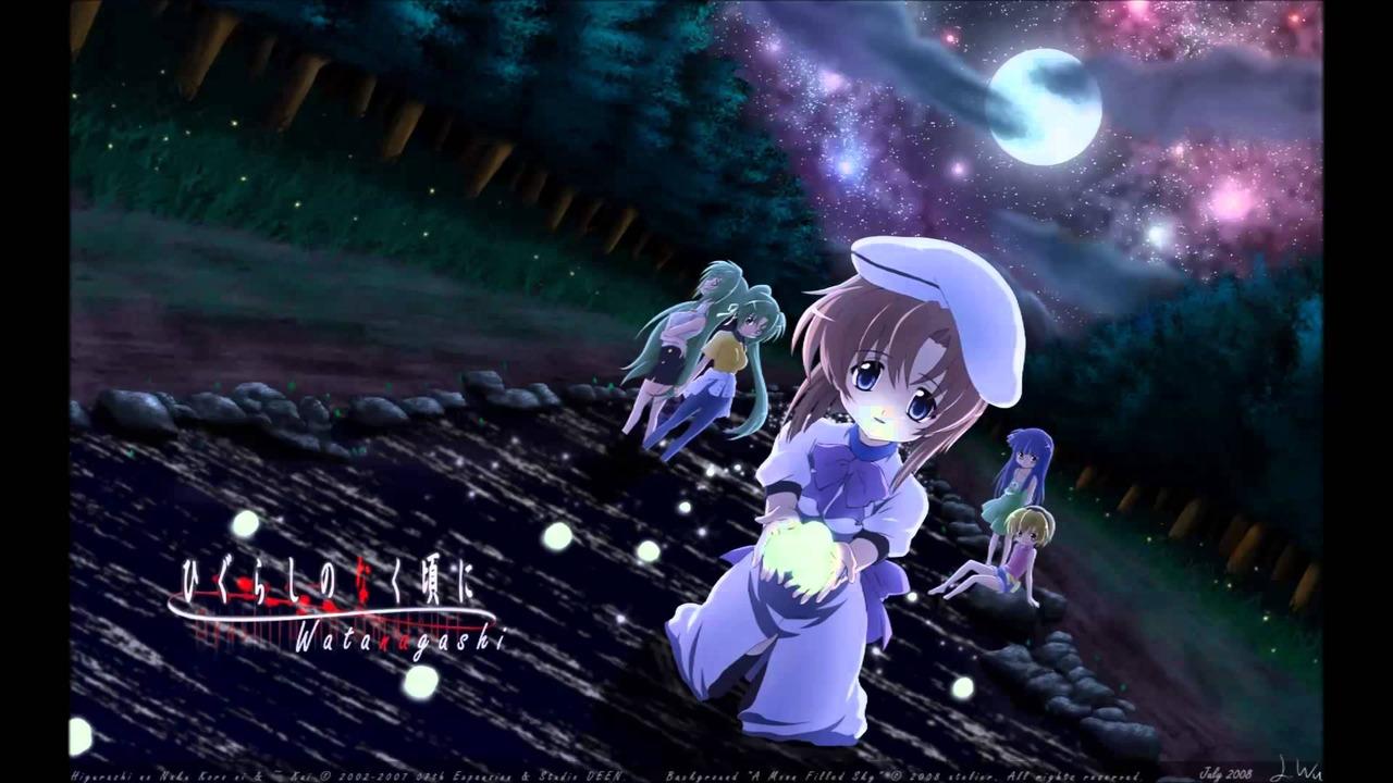 Watch Higurashi No Naku Koro Ni Kai Episodes Online Tv Time