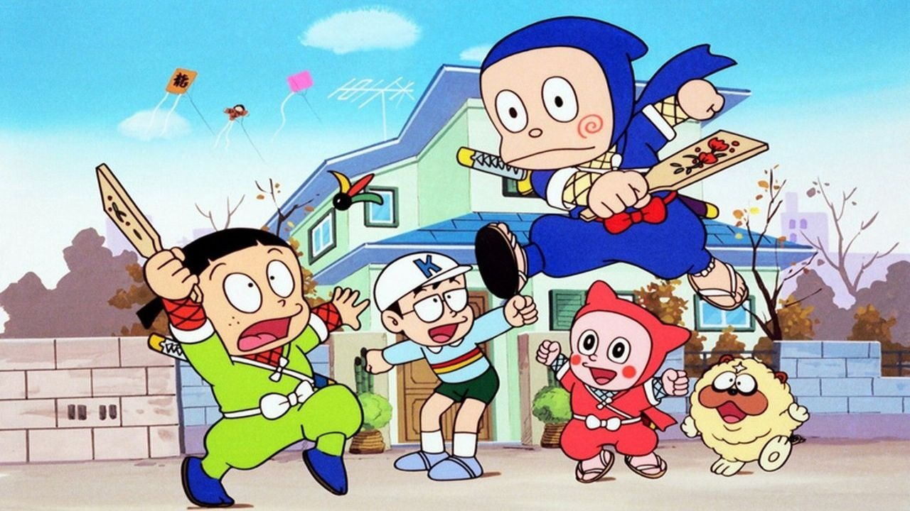 TV Time - Ninja Hattori-kun (TVShow Time)