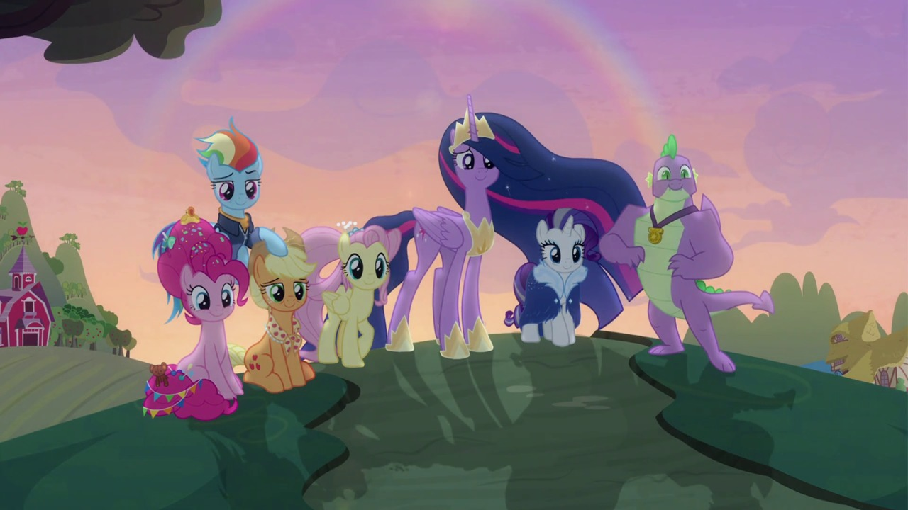 TV Time - My Little Pony: Friendship Is Magic (TVShow Time)