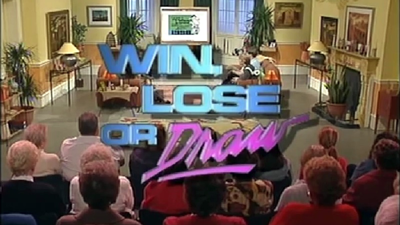 Tv Time Win Lose Or Draw Uk Tvshow Time