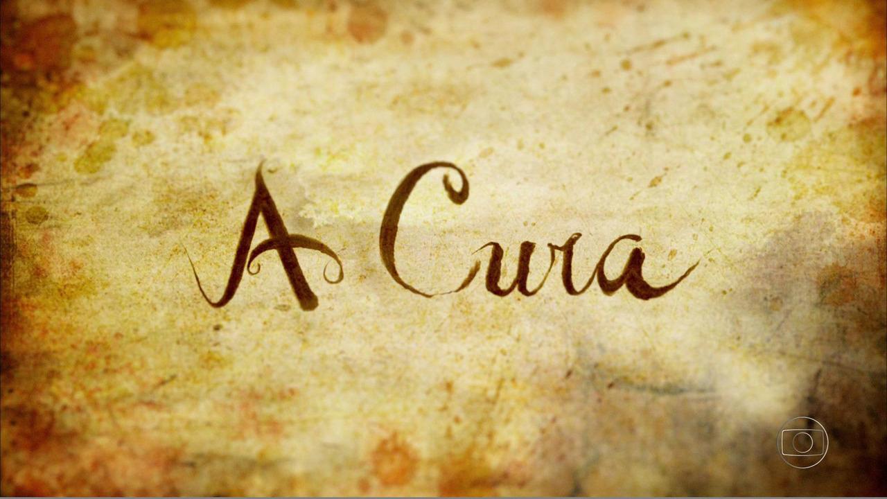 Andreia Horta A Cura tv time - a cura (tvshow time)