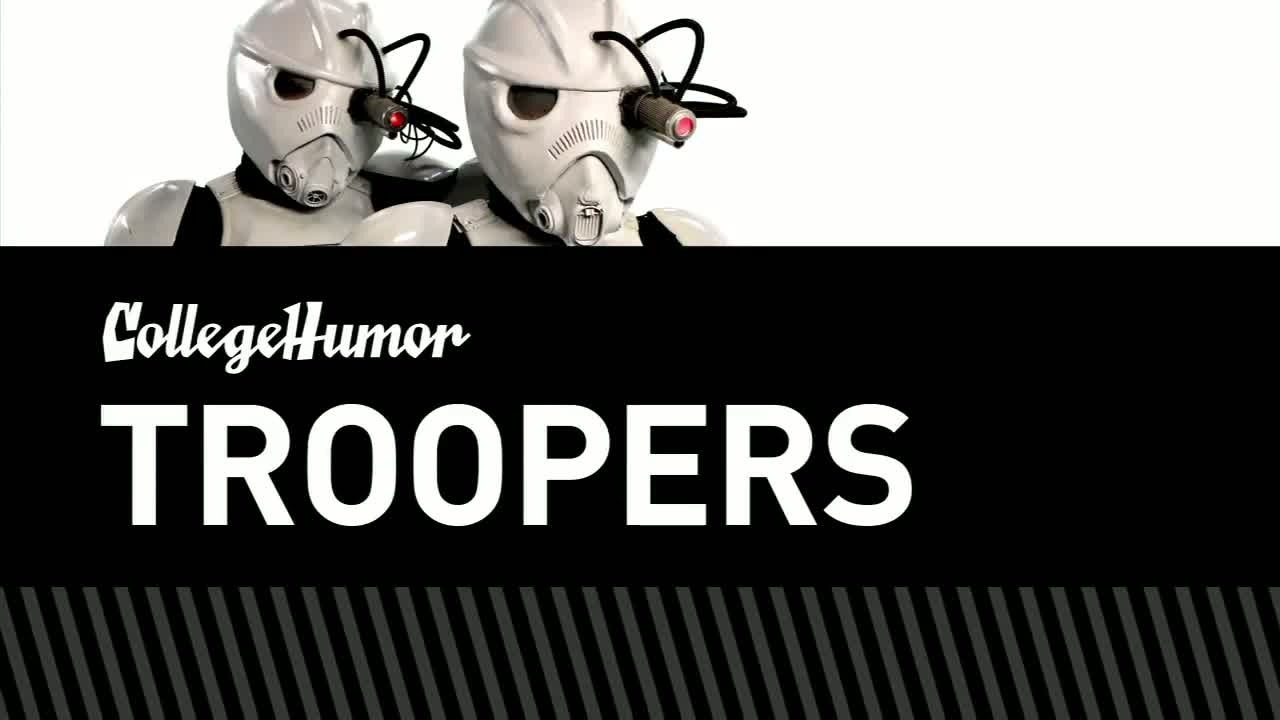Tv Time Troopers Tvshow Time