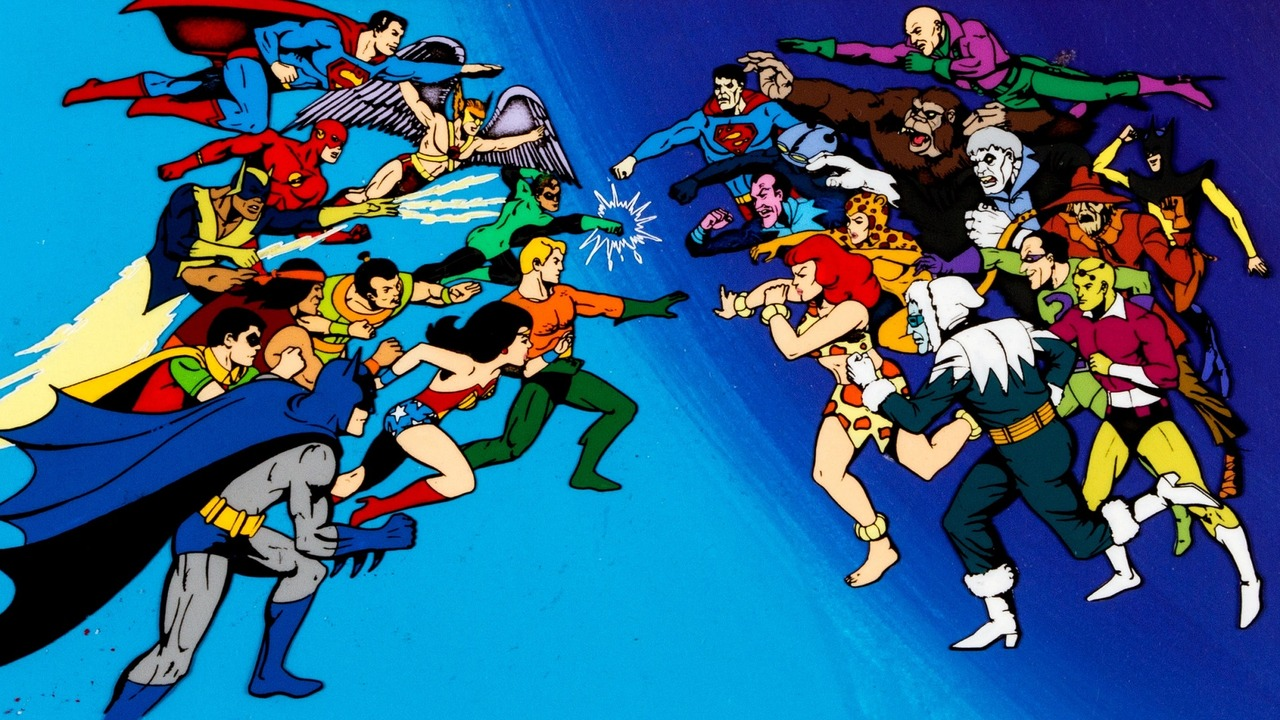 TV Time - Super Friends (TVShow Time)