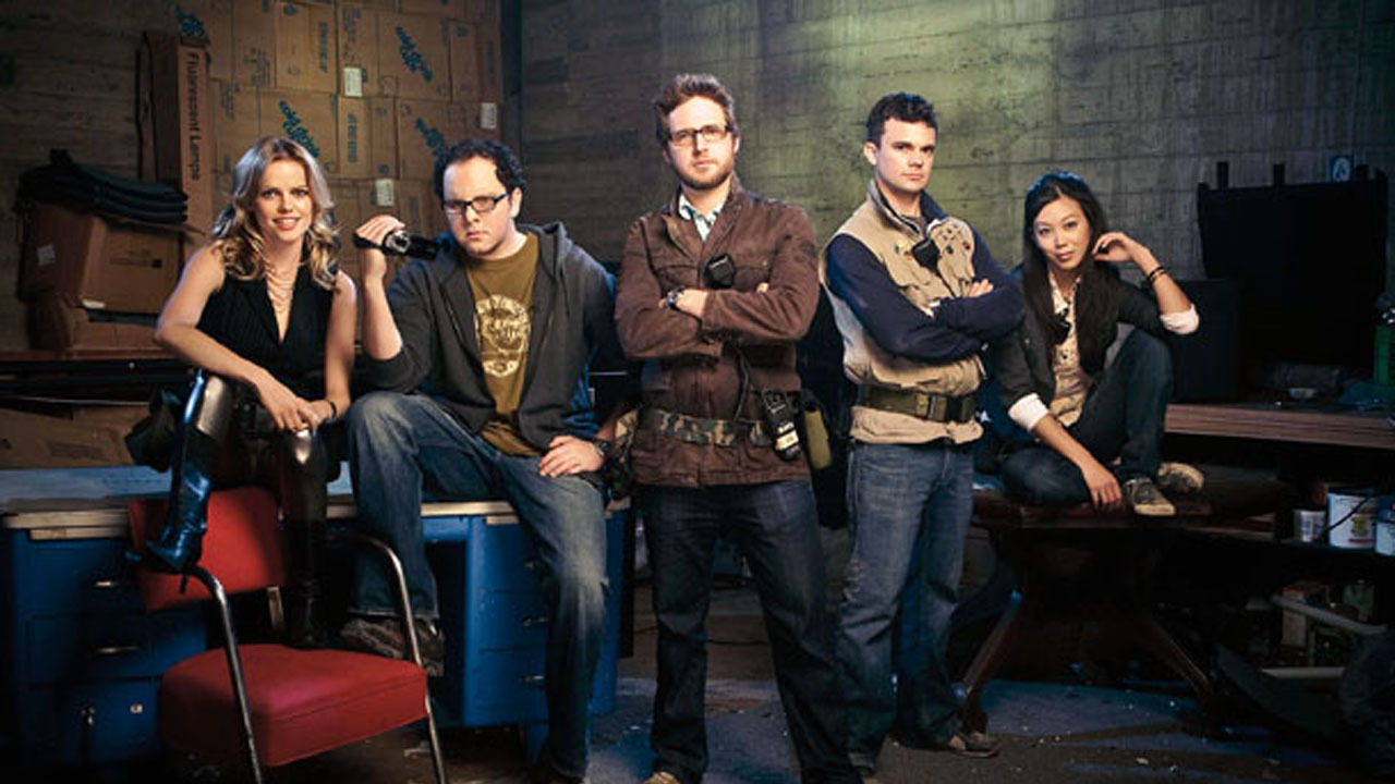 TV Time - Ghostfacers (TVShow Time)