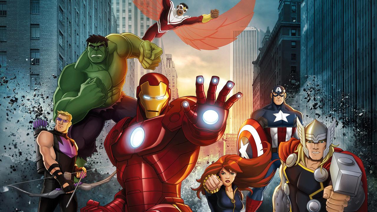 Tv Time Marvel039s Avengers Assemble Tvshow Time