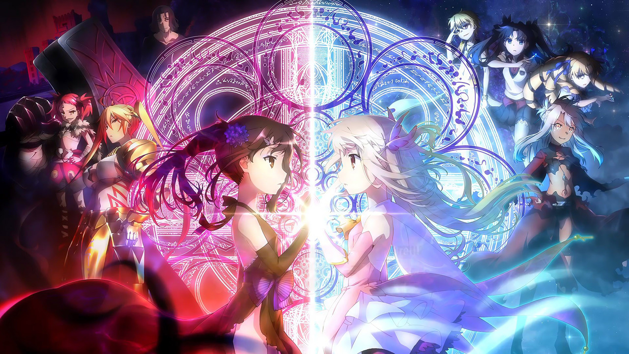 [Os Universos] - Fate/Kaleid Liner Prisma Illya 1154601-0-q80