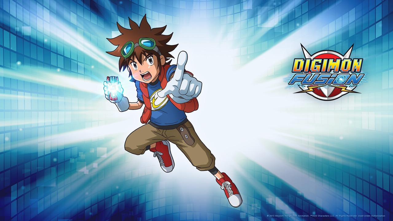 TV Time - Digimon Fusion (TVShow Time)