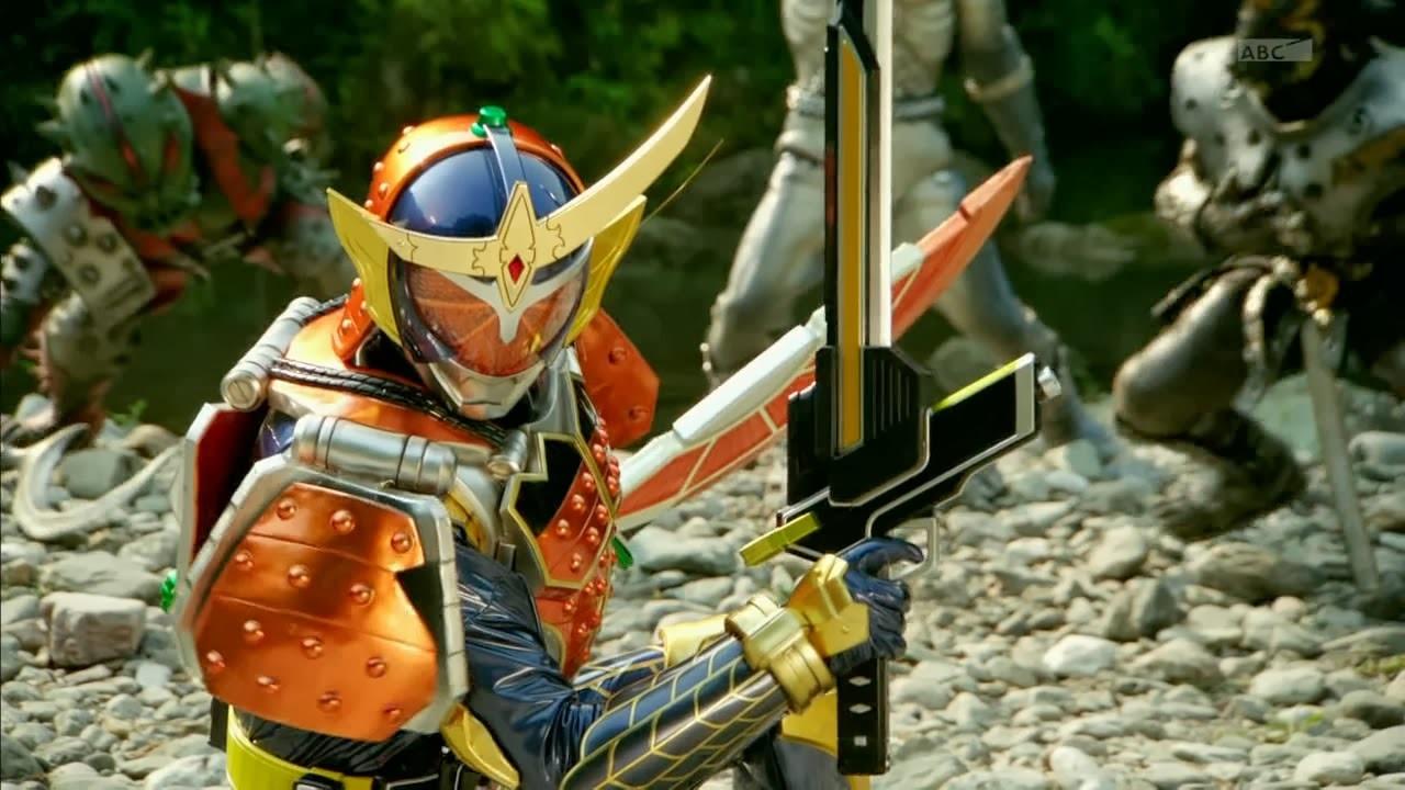 TV Time - Kamen Rider Gaim (TVShow Time)