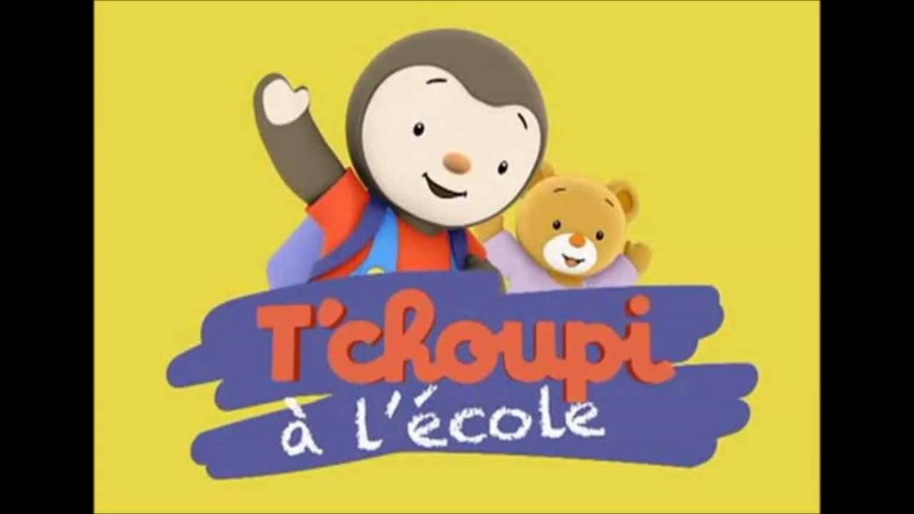 Tv Time Tchoupi à L 039 école Tvshow Time