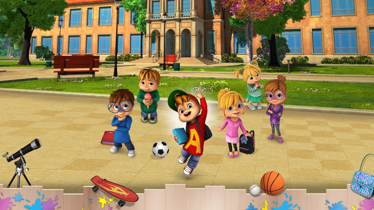 Alvinnn And The Chipmunks Brittany And Alvin tv time - alvinnn!!! and the chipmunks (tvshow time)