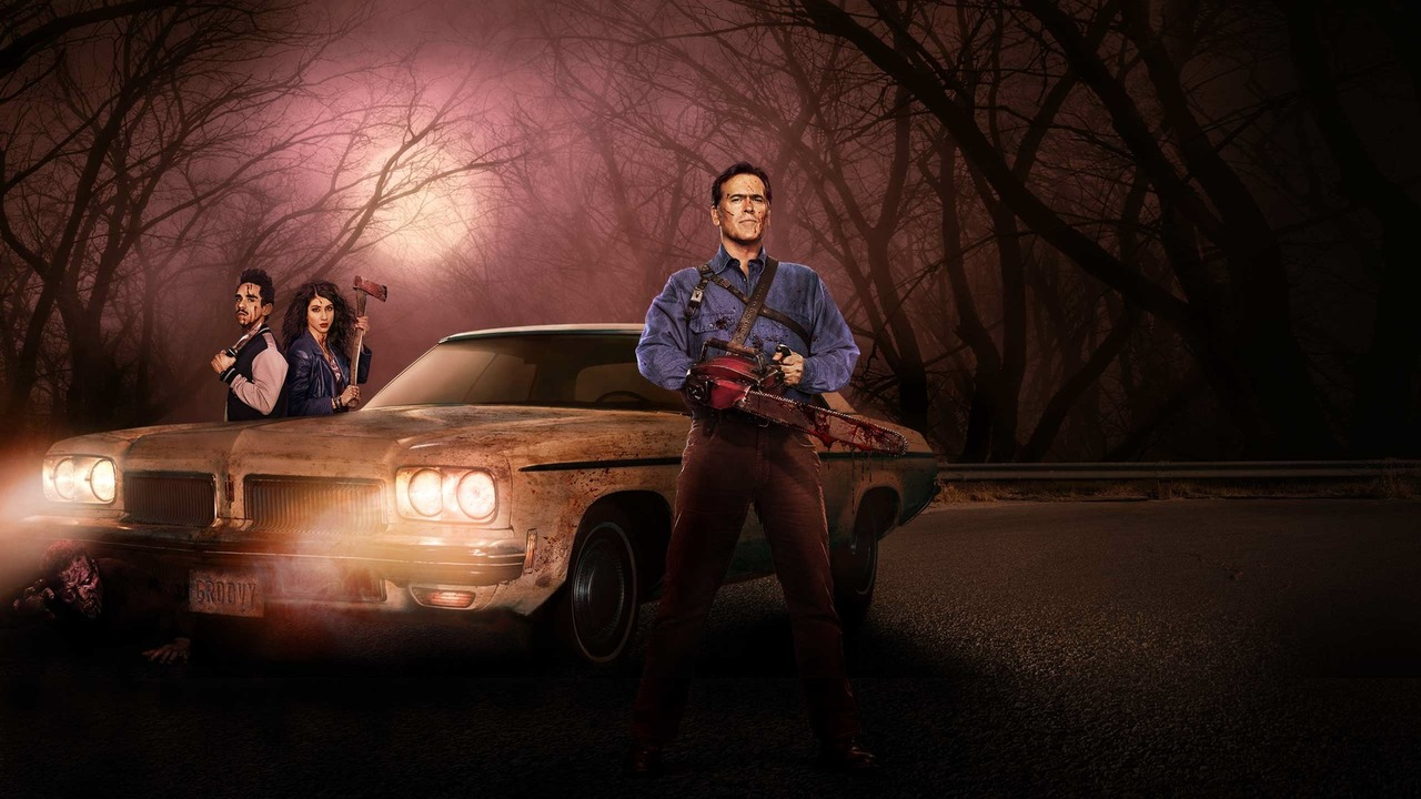 Tv Time Ash Vs Evil Dead Tvshow Time