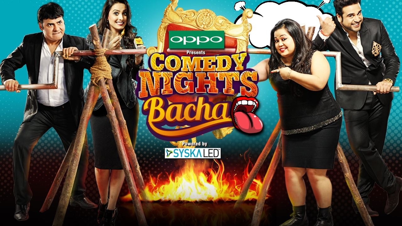 TV Time - Comedy Nights Bachao (TVShow Time)