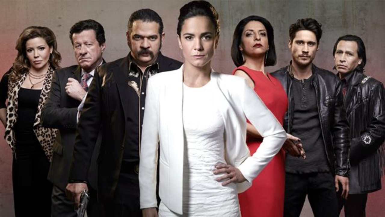 Tv Time Queen Of The South Tvshow Time