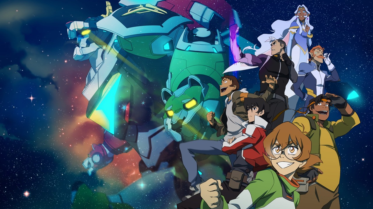 Tv Time Voltron Legendary Defender Tvshow Time