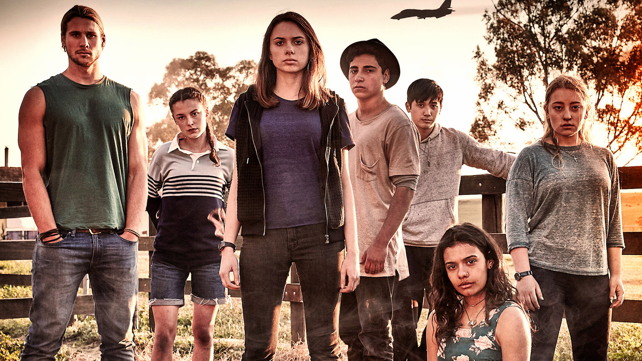 tomorrow when the war began a A group of small-town kids fight back against invaders in this reasonably effective australian adventure story, writes philip french.