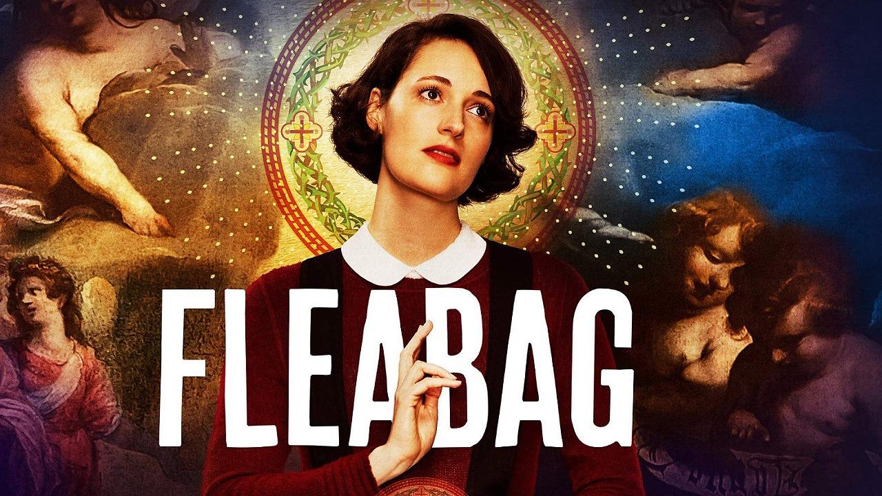"""Résultat de recherche d'images pour """"fleabag poster"""""""""""