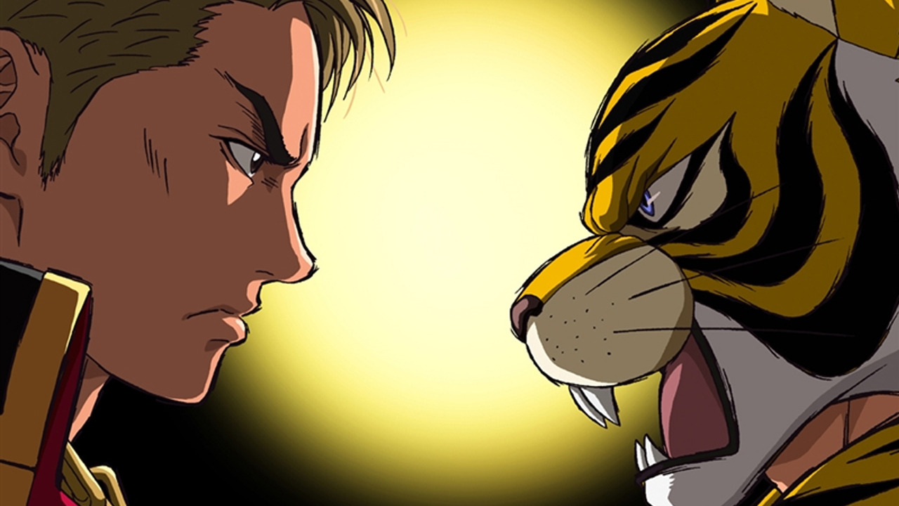 TV Time - Tiger Mask W (TVShow Time)