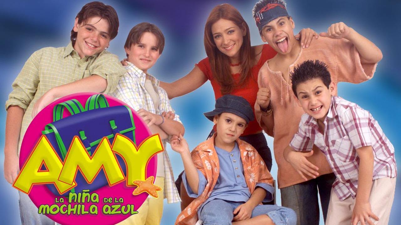 Amy A Mochila Azul watch amy, la niña de la mochila azul episodes online | tv time