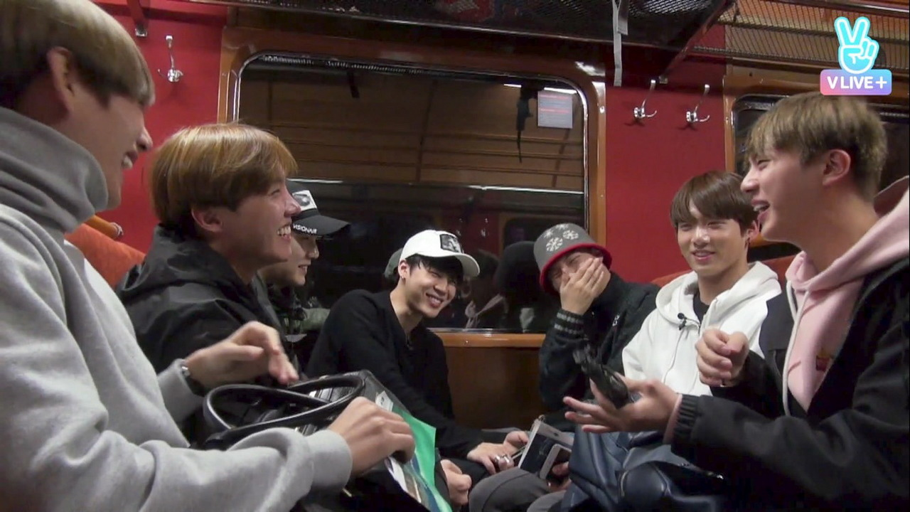 Tv Time Bts Bon Voyage Tvshow Time