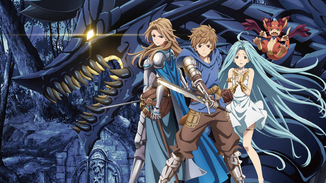 Granblue Fantasy The Animation Season 2 Episódio 1 (HD)