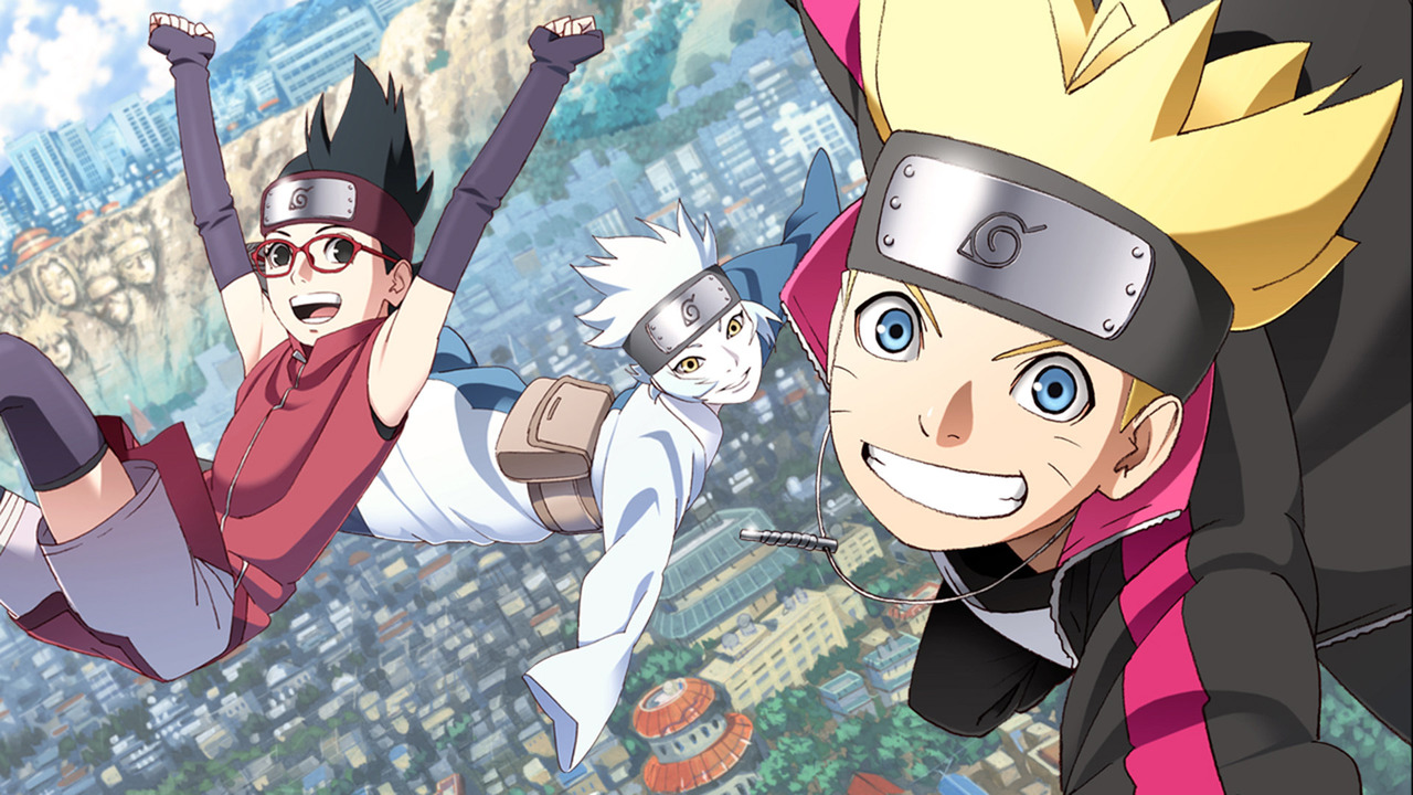 Tv Time Boruto Naruto Next Generations Tvshow Time
