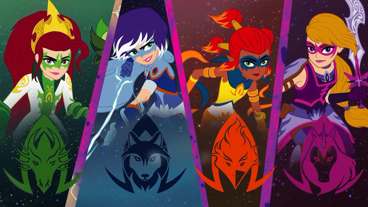 tv time mysticons tvshow time