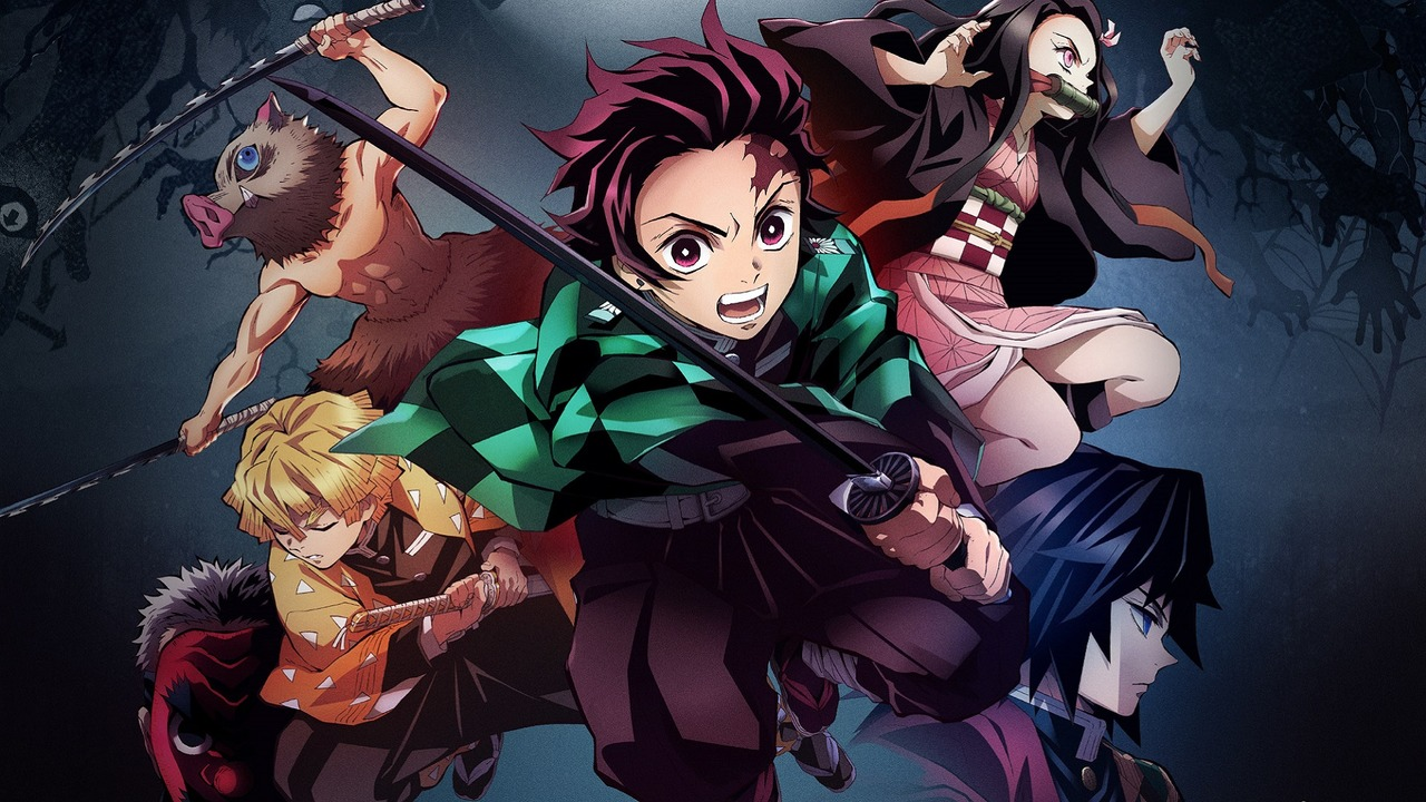 Kimetsu No Yaiba Episódio 11 (HD)