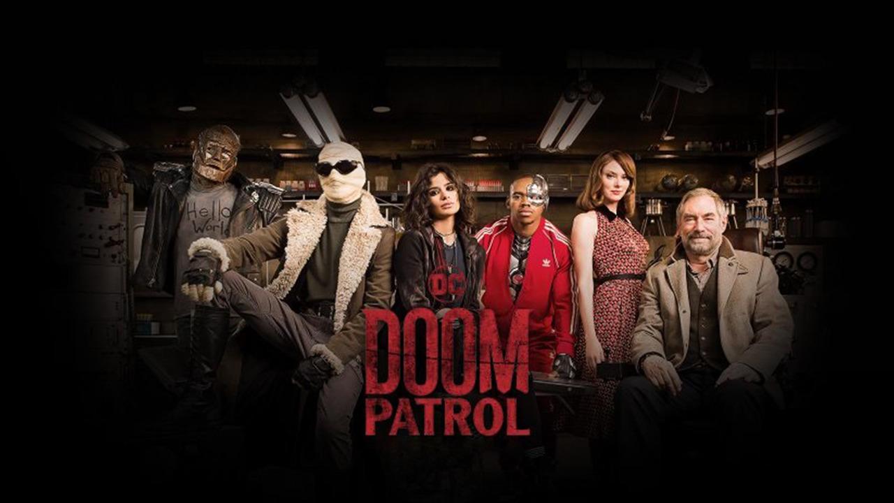 Tv Time Doom Patrol Tvshow Time