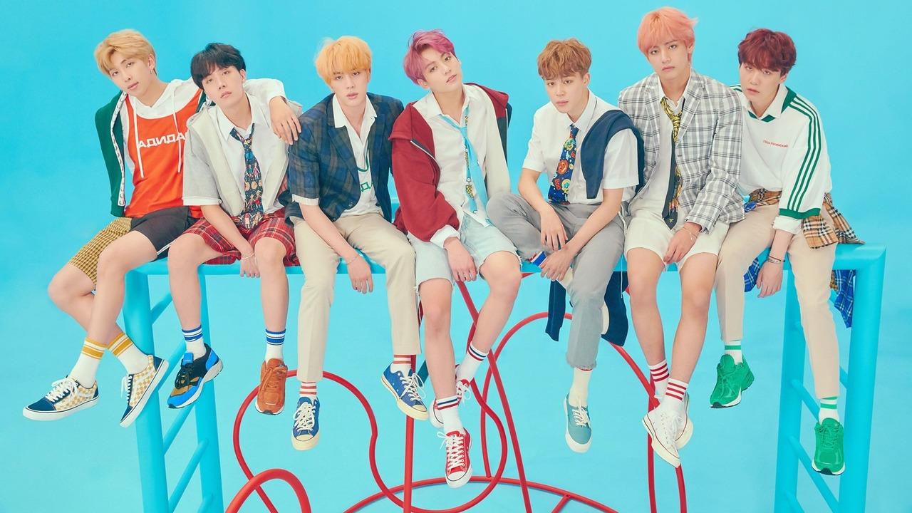 Variety show Korea BTS menceritakan para personelnya yang menjalankan sebuah misi