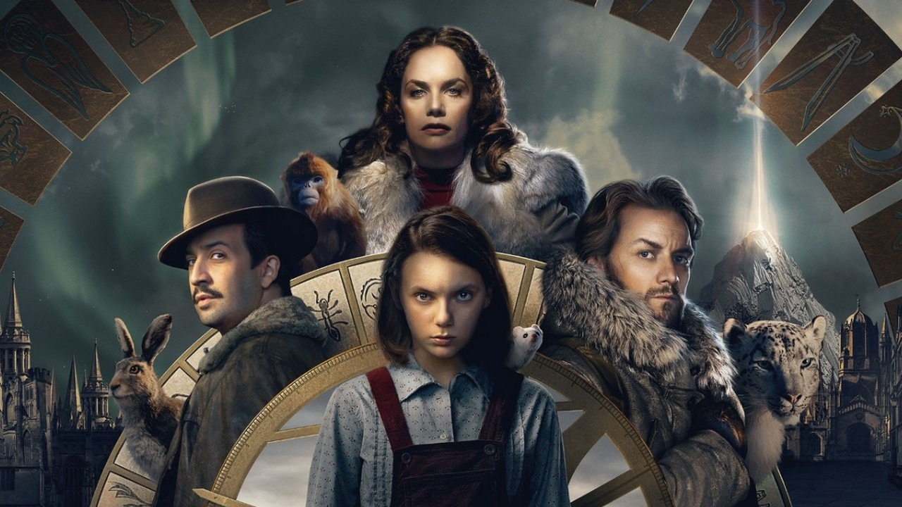 TV Time - His Dark Materials (TVShow Time)