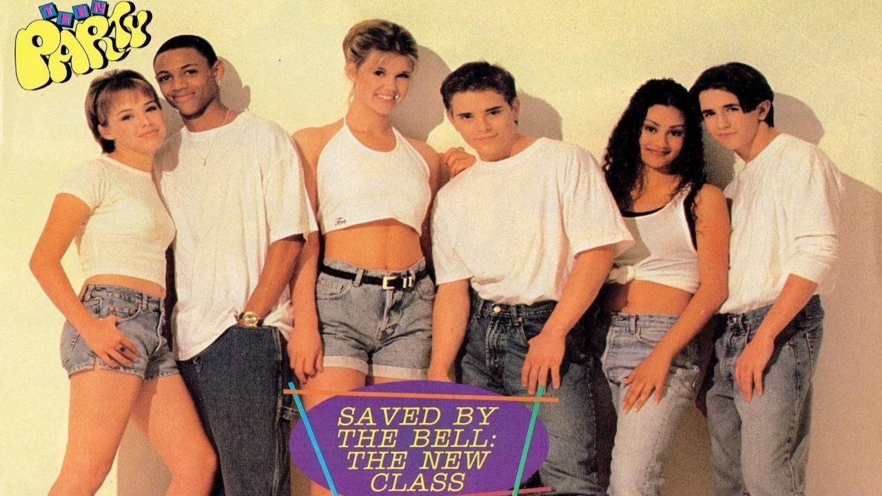 TV Time - Saved by the Bell: The New Class (TVShow Time)