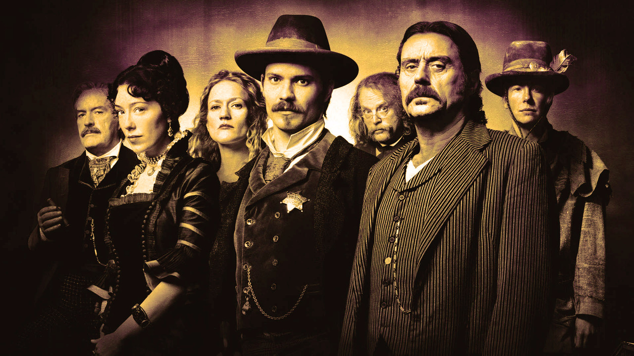 Tv Time Deadwood Tvshow Time