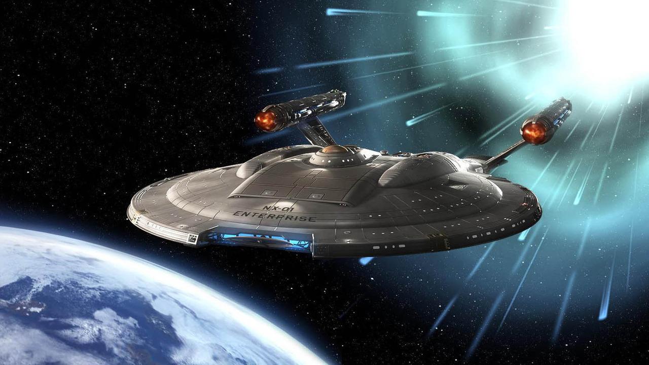 Tv Time Star Trek Enterprise Tvshow Time