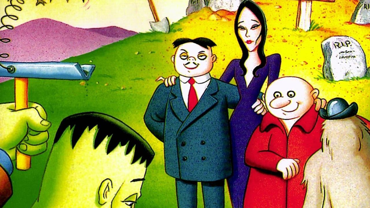 The Addams Family (1973) Serie Completa Latino por Mega