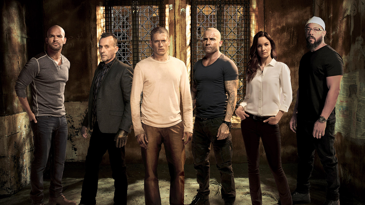 TV Time - Prison Break (TVShow Time)