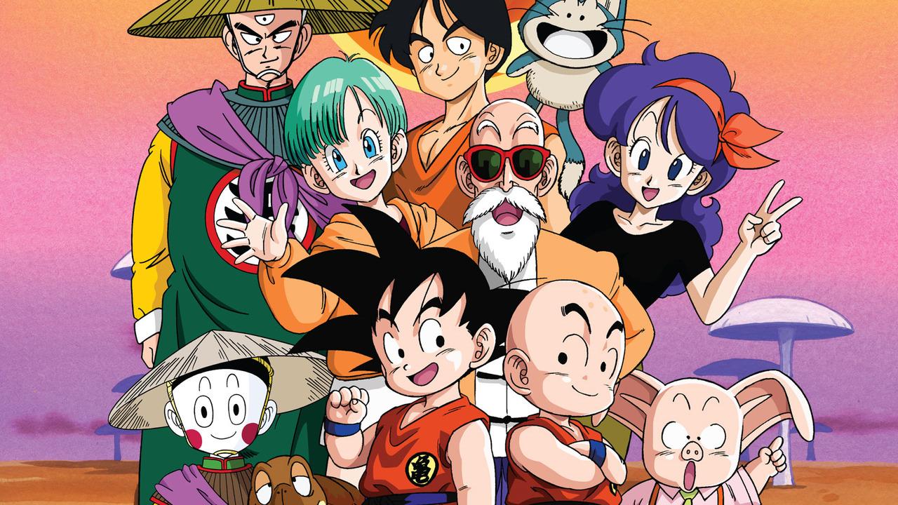 Tv Time Dragon Ball Tvshow Time