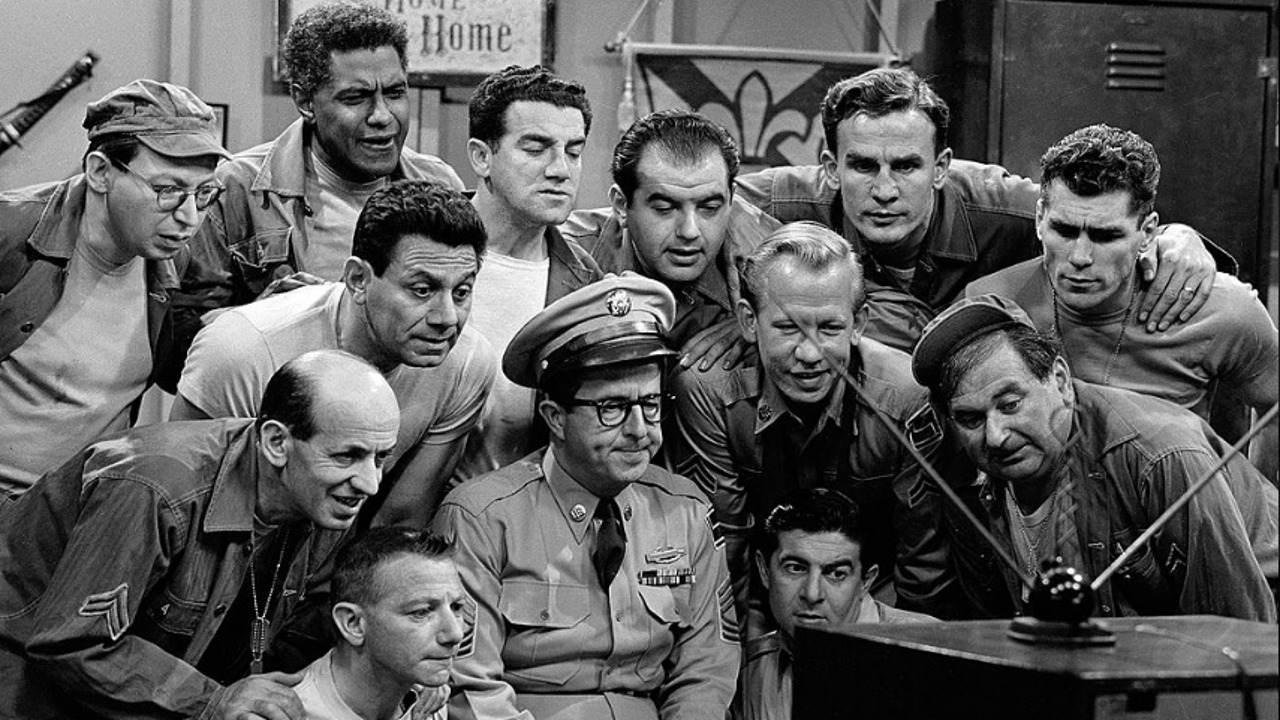 The Phil Silvers Show : SE 01 Ep 14 : The Reunion