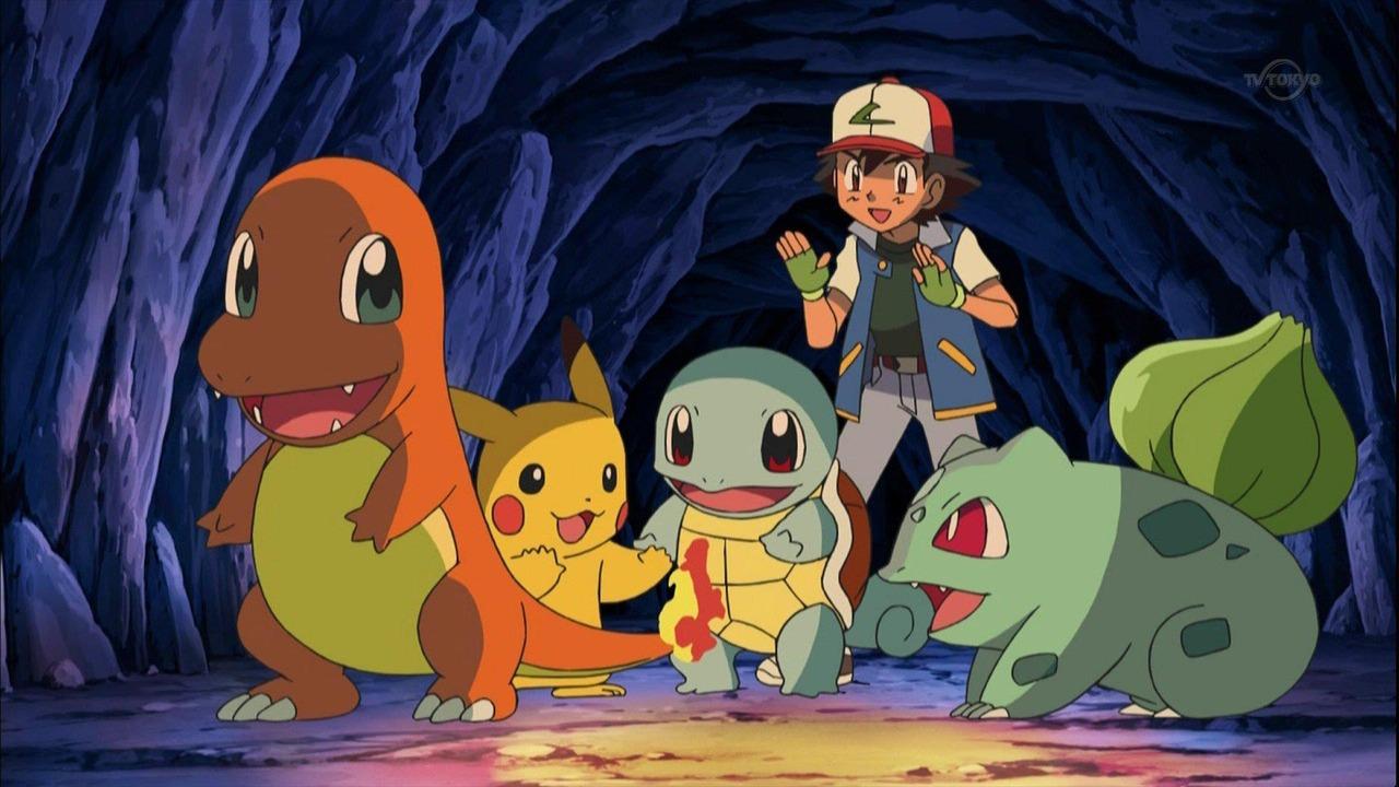 Tv Time Pokémon Tvshow Time