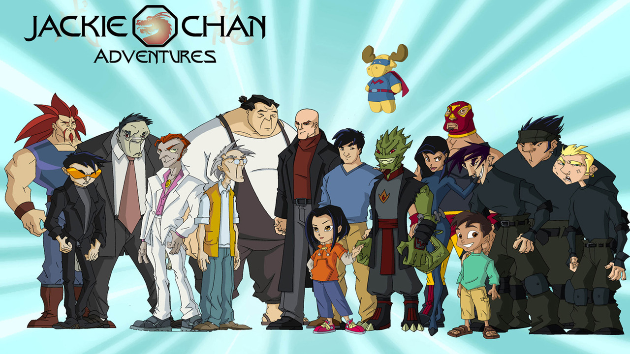 TV Time - Jackie Chan Adventures (TVShow Time)