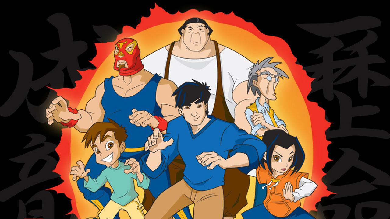 Tv Time Jackie Chan Adventures Tvshow Time