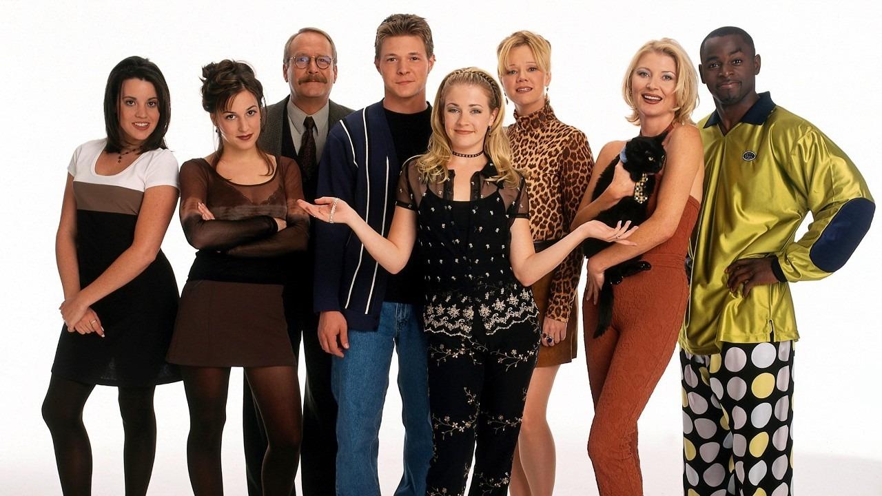 Tv Time Sabrina The Teenage Witch Tvshow Time