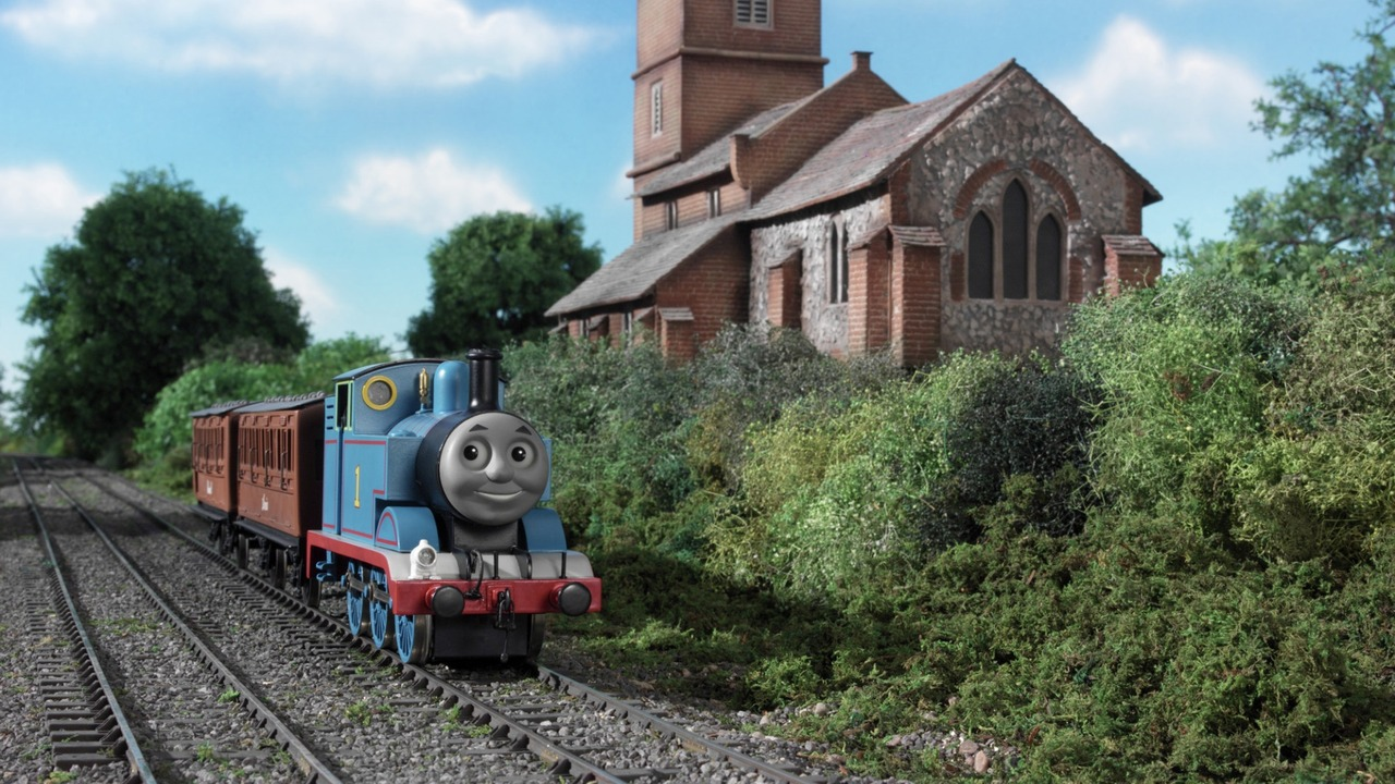 TV Time - Thomas The Tank Engine & Friends (TVShow Time)