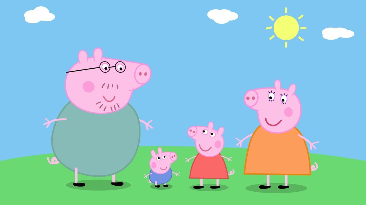 TV Time - Peppa Pig (TVShow Time)