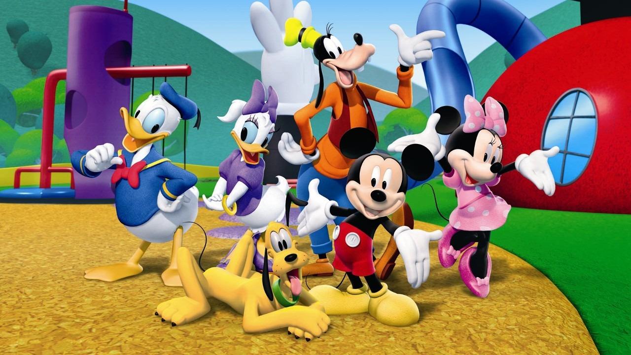 Tv time mickey mouse clubhouse tvshow time for La fattoria di topolino