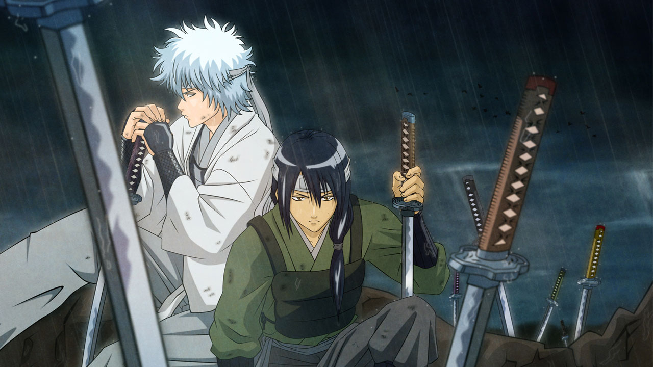Tv Time Gintama Tvshow Time How to keep a mummy. tv time gintama tvshow time