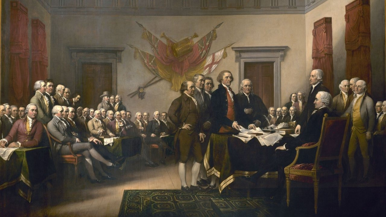 "Liberty, The American Revolution – Episode 3 : ""The Times That Try Men's Souls"" 1776-1777"