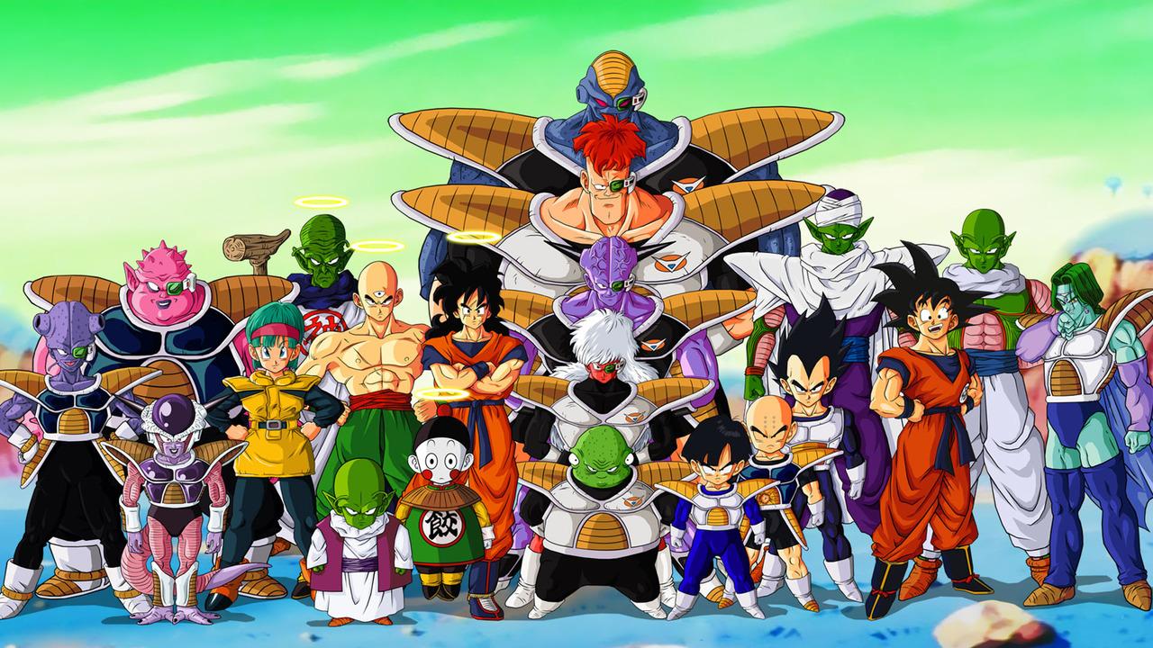 Tv Time Dragon Ball Kai Tvshow Time